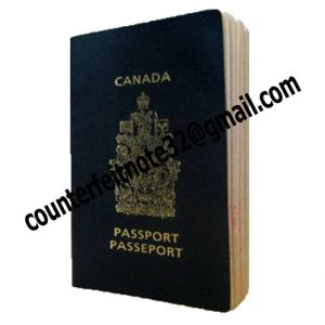 Buy Canadian Passport
